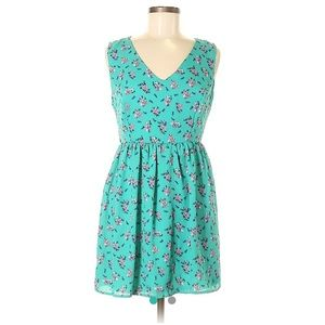 Forever 21 floral dress, size medium